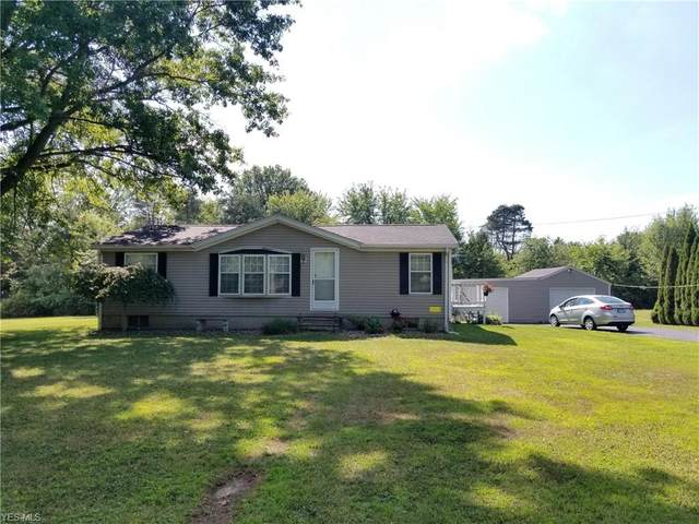 13904 Jane, Columbiana, OH 44408 (MLS #4212881) :: RE/MAX Trends Realty