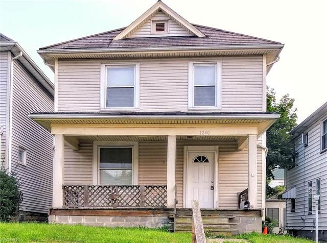 1240 Oregon Avenue, Steubenville, OH 43952 (MLS #4214217) :: Krch Realty