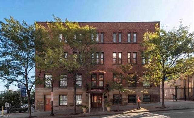 1133 W 9th Street #201, Cleveland, OH 44113 (MLS #4214468) :: TG Real Estate