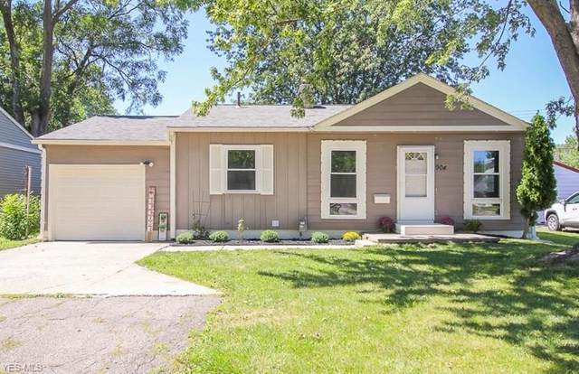 904 Leroy Street, Lorain, OH 44052 (MLS #4215399) :: RE/MAX Valley Real Estate
