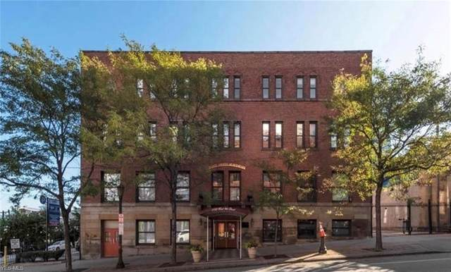 1133 W 9th Street #604, Cleveland, OH 44113 (MLS #4215620) :: The Holden Agency