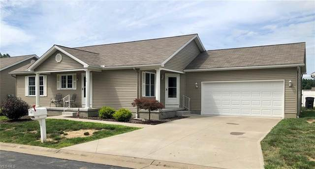 603 S Raccoon Road #56, Austintown, OH 44515 (MLS #4216068) :: The Jess Nader Team | RE/MAX Pathway