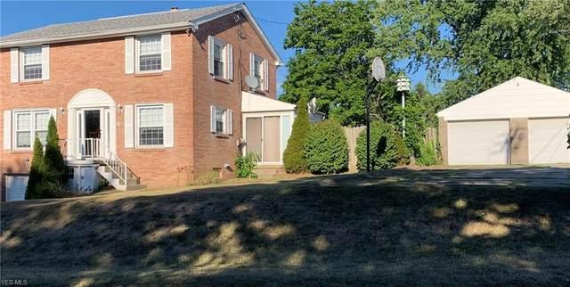 120 Leonard Avenue, Wintersville, OH 43953 (MLS #4216912) :: The Art of Real Estate