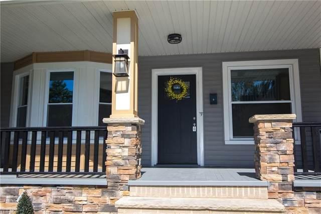 1367 W 64th Street, Cleveland, OH 44102 (MLS #4217125) :: Keller Williams Chervenic Realty