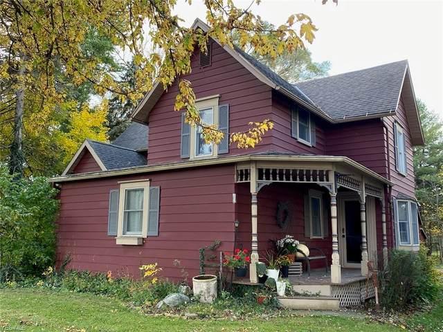 153 Ridge Street N, Monroeville, OH 44847 (MLS #4217311) :: Keller Williams Chervenic Realty