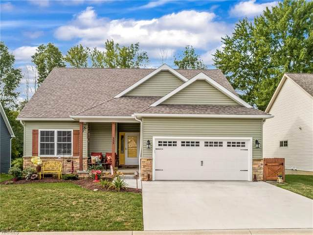 335 Alissa Lane, Canal Fulton, OH 44614 (MLS #4219082) :: RE/MAX Edge Realty