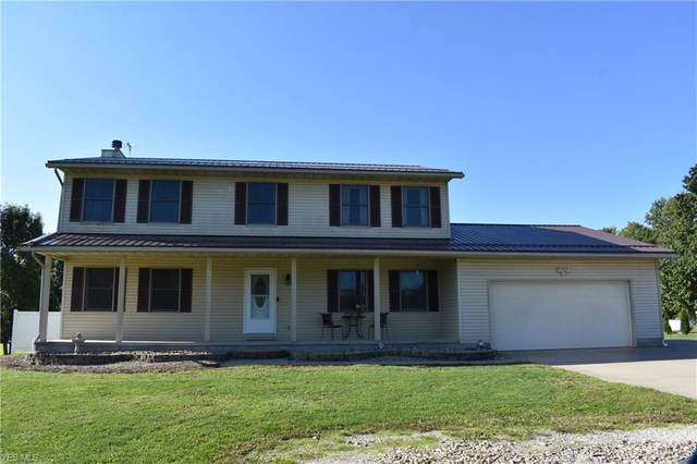 7286 Virginia Road, Atwater, OH 44201 (MLS #4219265) :: The Holden Agency