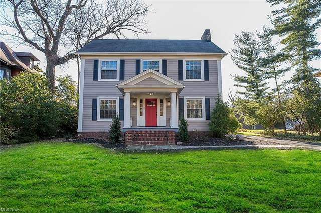 2460 Kenilworth Road, Cleveland Heights, OH 44106 (MLS #4219306) :: Keller Williams Legacy Group Realty