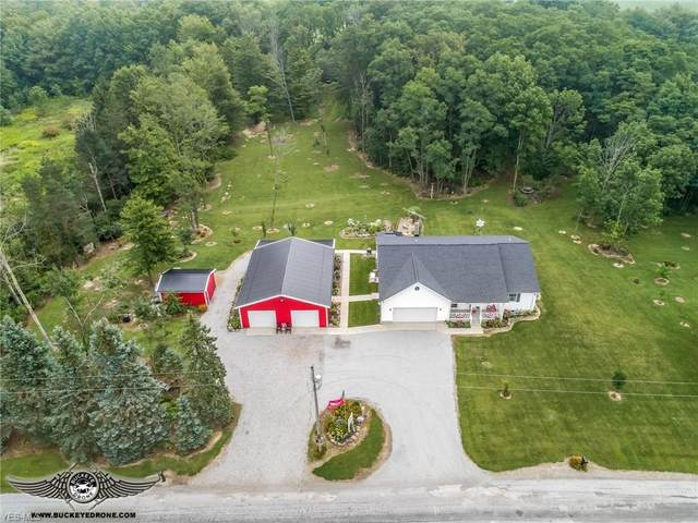 481 Township Road 391, Sullivan, OH 44880 (MLS #4219601) :: The Art of Real Estate