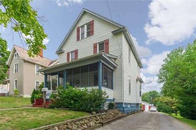 631 E Euclid, Salem, OH 44460 (MLS #4220201) :: RE/MAX Trends Realty