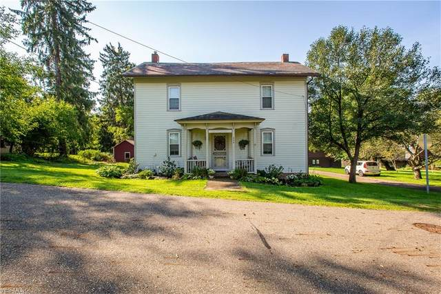 204 E Fourth Street, Zoar, OH 44697 (MLS #4220894) :: Keller Williams Chervenic Realty