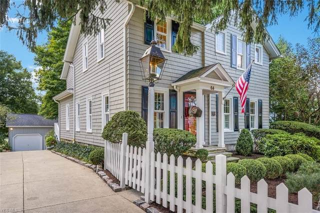 64 E Washington Street, Chagrin Falls, OH 44022 (MLS #4221419) :: The Jess Nader Team | RE/MAX Pathway