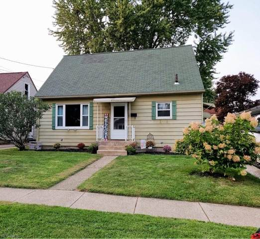 713 Rudolph Avenue, Cuyahoga Falls, OH 44221 (MLS #4223157) :: RE/MAX Trends Realty