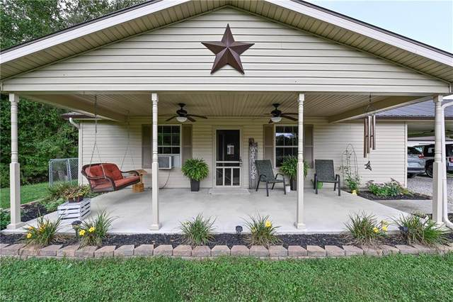 11408 Township Rd. 161, Crooksville, OH 43731 (MLS #4223287) :: Keller Williams Chervenic Realty