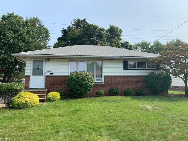 4695 Winter Lane, Cleveland, OH 44144 (MLS #4223322) :: Tammy Grogan and Associates at Cutler Real Estate