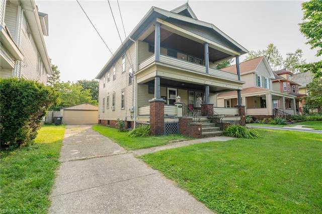 1431 Wyandotte Avenue, Lakewood, OH 44107 (MLS #4223337) :: RE/MAX Valley Real Estate