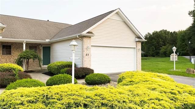23 Timber Lake Drive, Hubbard, OH 44425 (MLS #4224562) :: RE/MAX Valley Real Estate