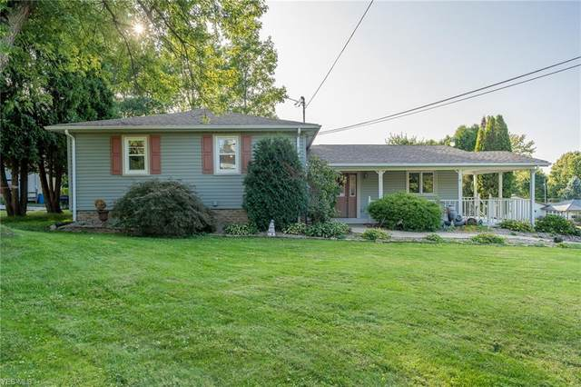 9917 Bellhaven Avenue NW, Uniontown, OH 44685 (MLS #4225049) :: Keller Williams Chervenic Realty