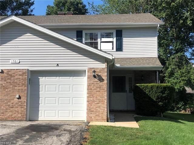 1761 Rolling Hills Drive A, Twinsburg, OH 44087 (MLS #4225194) :: The Crockett Team, Howard Hanna