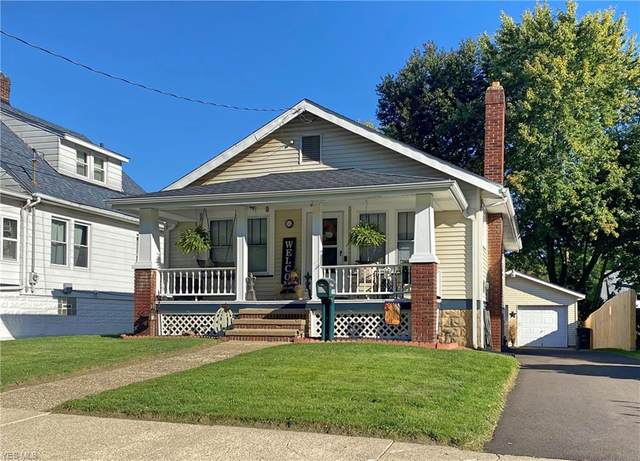 1193 Juniper Avenue, Akron, OH 44310 (MLS #4226029) :: RE/MAX Above Expectations