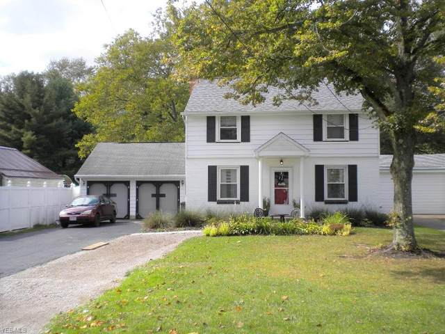 6423 Austinburg Road, Ashtabula, OH 44004 (MLS #4227022) :: The Art of Real Estate