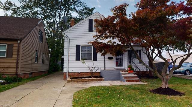 1512 Fruitland Avenue, Mayfield Heights, OH 44124 (MLS #4227223) :: Select Properties Realty