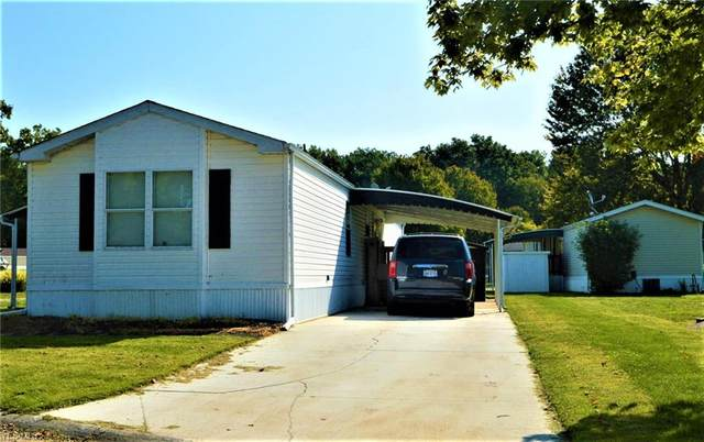 4 Pageant Lane, Olmsted Township, OH 44138 (MLS #4227281) :: The Holden Agency