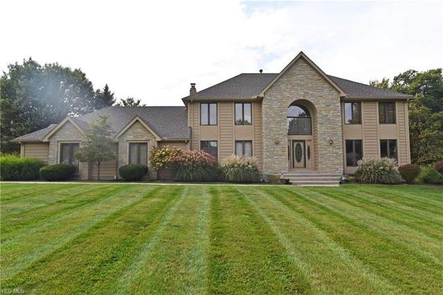 170 Lakecrest Boulevard, Hinckley, OH 44233 (MLS #4227861) :: The Holden Agency