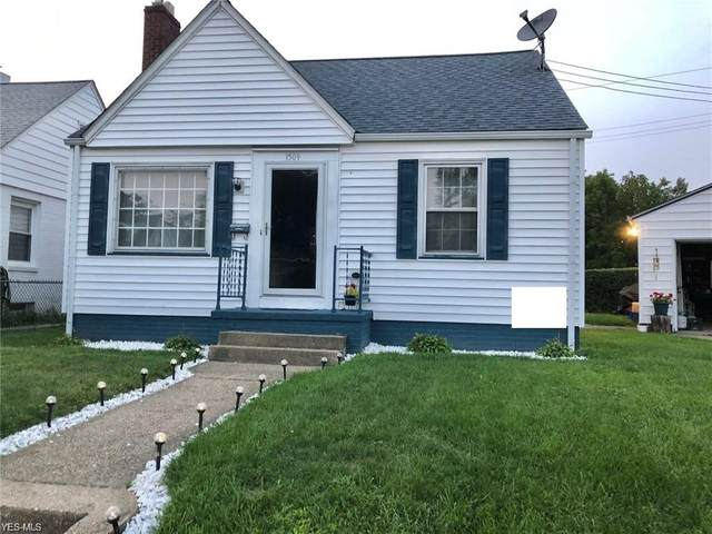 1509 Trinity Place NW, Canton, OH 44709 (MLS #4227912) :: RE/MAX Valley Real Estate