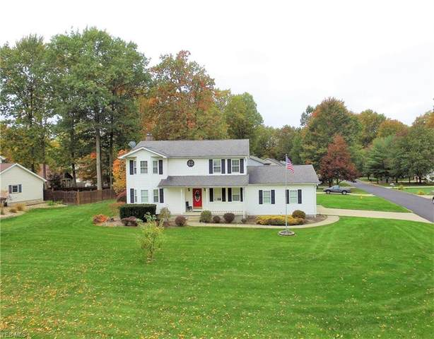 100 Aspen Place, Cortland, OH 44410 (MLS #4228020) :: RE/MAX Trends Realty