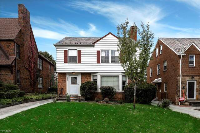 3652 Latimore Road, Shaker Heights, OH 44122 (MLS #4228569) :: The Art of Real Estate