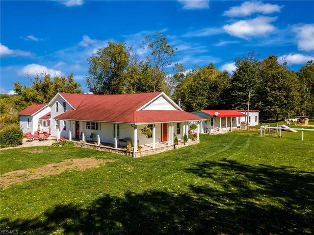 643 W Comet Road, New Franklin, OH 44216 (MLS #4229113) :: The Holden Agency