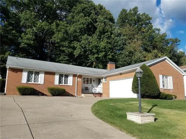 2166 Cranbrook Drive, Youngstown, OH 44511 (MLS #4230112) :: Keller Williams Legacy Group Realty