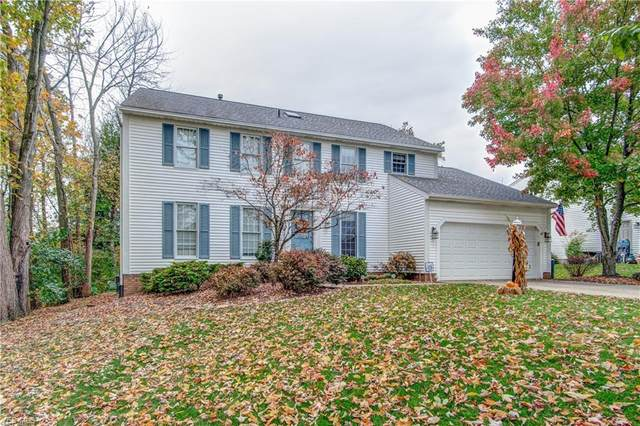 8165 S Thornham Circle NW, North Canton, OH 44720 (MLS #4230412) :: Select Properties Realty