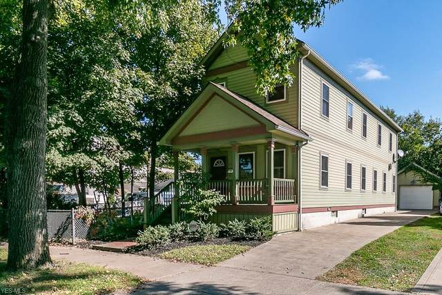 1913 W 50th Street, Cleveland, OH 44102 (MLS #4231477) :: The Art of Real Estate