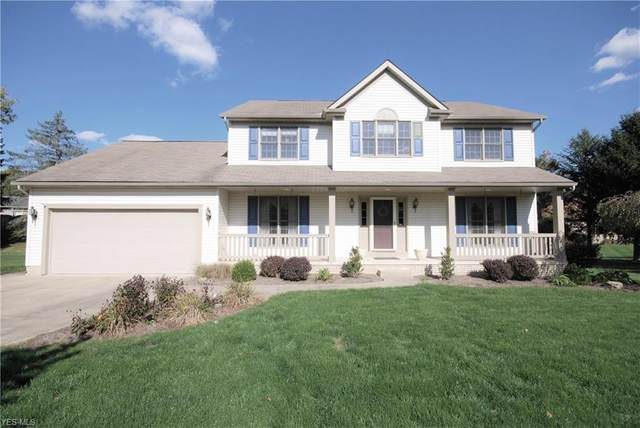 4600 Leawood Drive NE, Canton, OH 44714 (MLS #4231593) :: RE/MAX Trends Realty