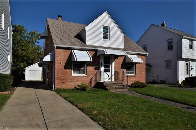 13215 Grannis Road, Garfield Heights, OH 44125 (MLS #4231862) :: The Art of Real Estate