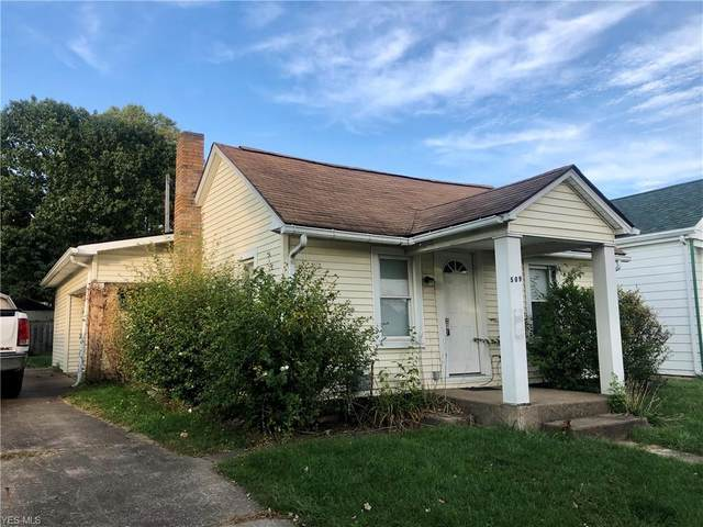 509 Front Avenue SW, New Philadelphia, OH 44663 (MLS #4232083) :: Krch Realty