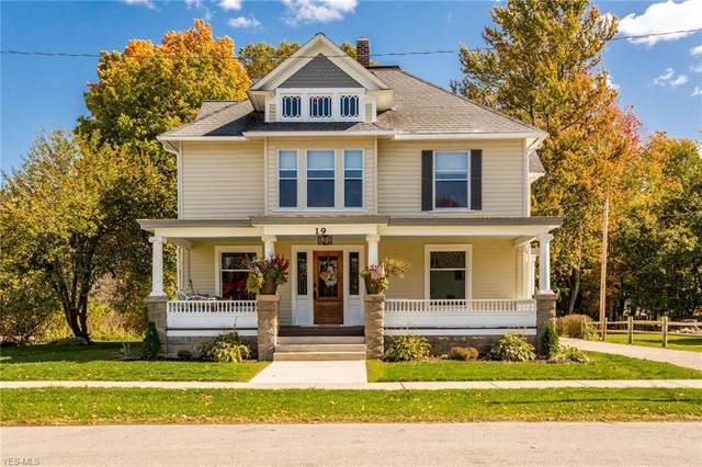 19 Pleasant Street, Wakeman, OH 44889 (MLS #4232155) :: The Art of Real Estate