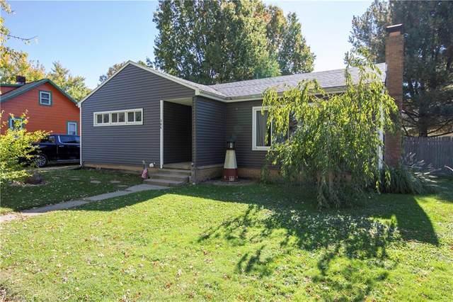306 E Indiana Avenue, Sebring, OH 44672 (MLS #4232397) :: Select Properties Realty
