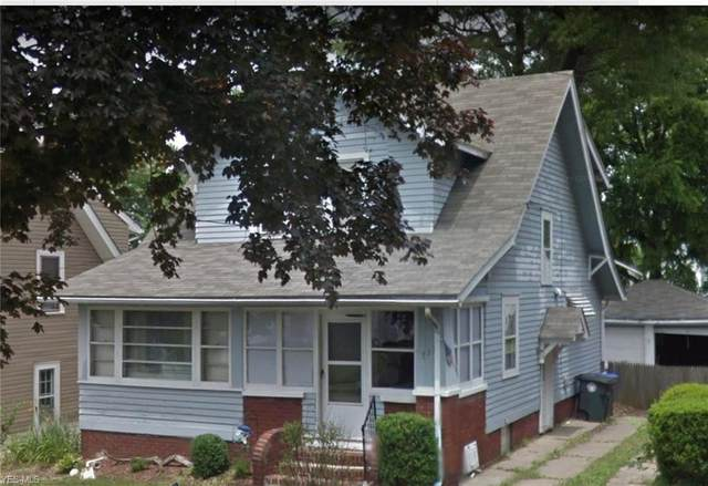 721 Polk Avenue, Akron, OH 44314 (MLS #4232452) :: The Art of Real Estate
