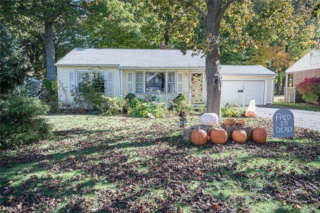 8231 Eastmoor Road, Mentor, OH 44060 (MLS #4232457) :: The Art of Real Estate