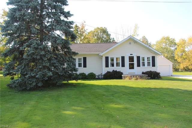 4091 Hattrick Road, Rootstown, OH 44272 (MLS #4232489) :: Select Properties Realty