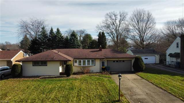 3031 Goleta Avenue, Youngstown, OH 44505 (MLS #4232564) :: RE/MAX Edge Realty