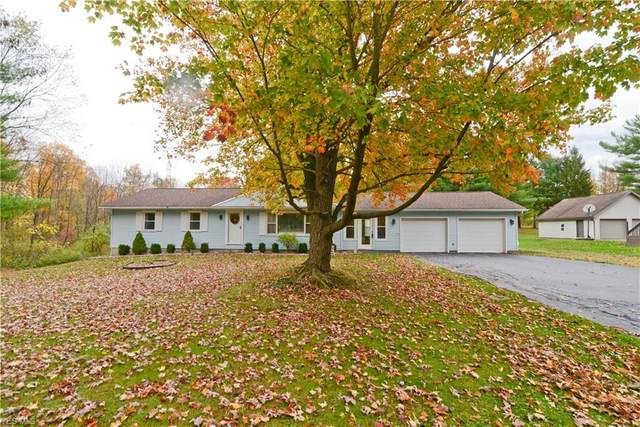 3291 S Turner Road, Canfield, OH 44406 (MLS #4232688) :: The Holden Agency