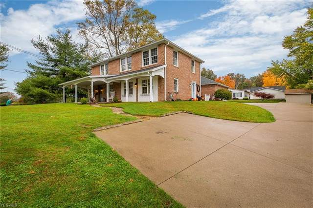 237 Carrie Avenue NW, New Philadelphia, OH 44663 (MLS #4233610) :: The Holly Ritchie Team