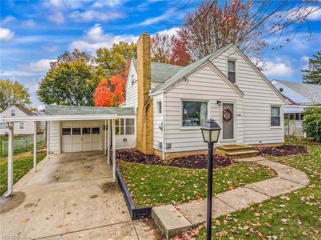 2609 Wertz Avenue NW, Canton, OH 44708 (MLS #4233982) :: Select Properties Realty