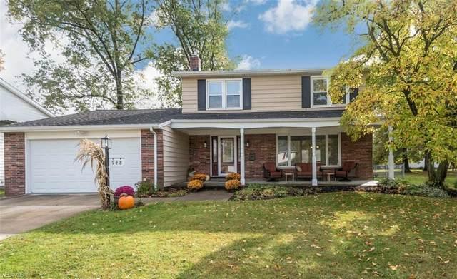948 John Glenn Drive, Seven Hills, OH 44131 (MLS #4234035) :: Select Properties Realty