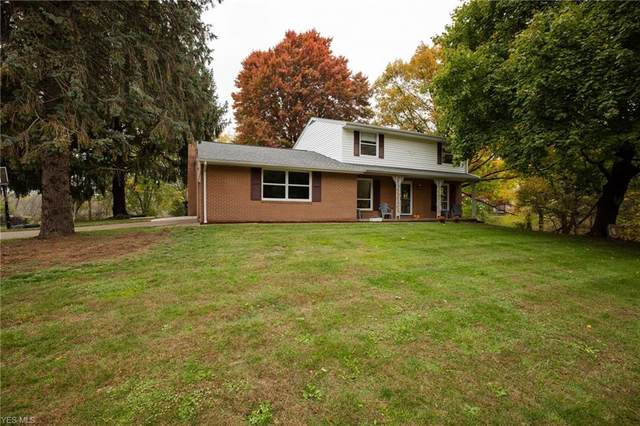 4160 Meadowview Drive NW, Canton, OH 44718 (MLS #4234247) :: The Jess Nader Team   RE/MAX Pathway