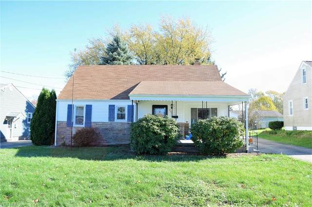 153 Marcia Drive, Austintown, OH 44515 (MLS #4234951) :: Select Properties Realty